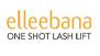 Elleebana one shot lash lift